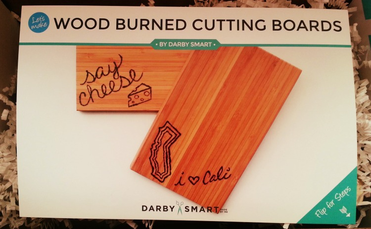 Darby Smart March 2014 - Wood Burned Cutting Boards, Photo by Tracy Ng of Serendipity in Motion - www.serendipityinmotion.com